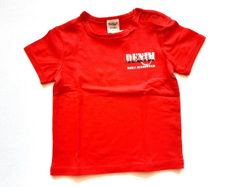 Mooi T-shirt van Dirkje maat 74