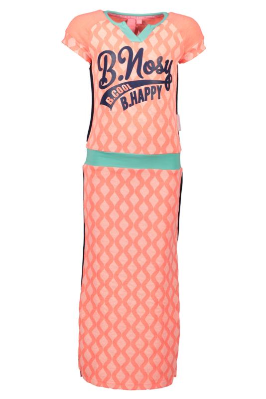 Mooie jurk van Bnosy maat 86/92