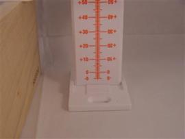 A301 Verplaatsingsmeter per st