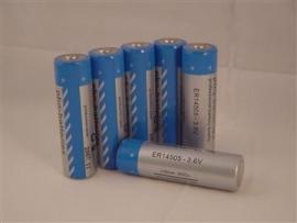 H512 Lithium batterijen per 9 stuks
