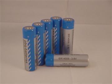 H511 Lithium batterijen per 3 stuks