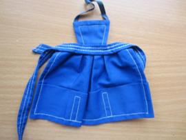 What's Cookin schortje, blauw (1964-1965)