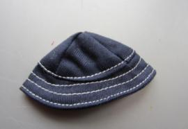 Hats 'n Hats hoedje, donkerblauw (C)