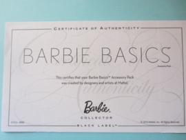 Barbie Basics (Accessory Pack)