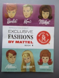 Boekje - REPRO - Exclusive Fashions, book 1