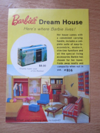 Pamflet Barbie's Dream House