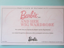 Wig Wardrobe (Fashion Queen)