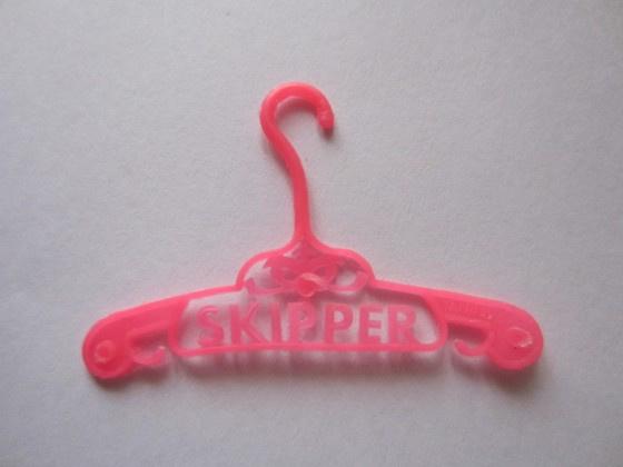 Kledinghanger Skipper, hot pink