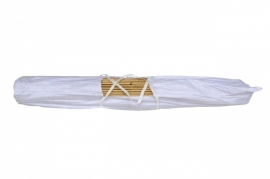 Bamboemat Geel Daguan 100 x 180 cm