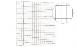 Gaasmat stekloos 180x180 cm