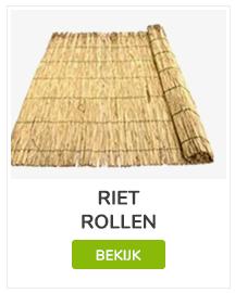 rietrollen, rietmatten, rietenmatten,bamboestokken,bamboepalen