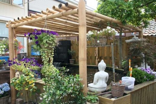 Bamboe, Bamboepalen, Bamboeschermen, Bamboeschutting, Bamboematten, Bamboo schermen