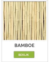 Bamboe, Bamboe stokken, Bamboe palen, Bamboe schermen, Bamboe matten, Bamboe schutting