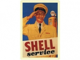 Shell-Service - 20 x 30 cm