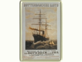 Rotterdan - Java 20 x 30 cm