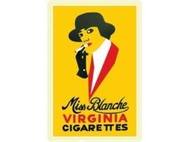 Miss Blanche 20 x 30 cm