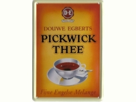 Pickwick Thee - Geel - 20 x 30 cm