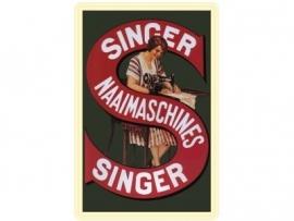 Singer Naaimachine - 20 x 30 cm