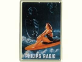 Philips - Radio - 20 x 30 cm