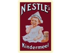 Nestlé - Kindermeel 20 x 30 cm