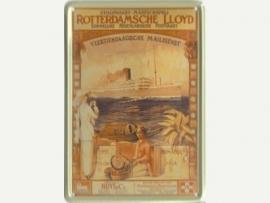 Rotterdam - Loyd - Bruin 20 x 30 cm