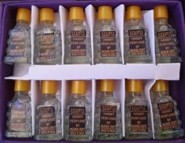 Eucalyptus-  Olie - Merk Hanky - Doos met 12 flesjes á 5 ml
