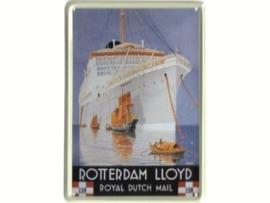 Rotterdam-Loyd - 20 x 30 cm