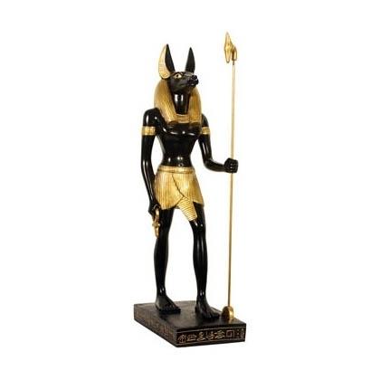 Anubis - staand