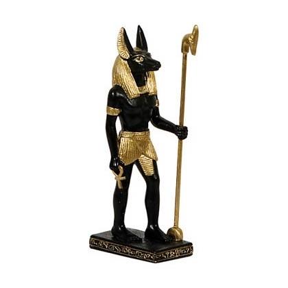 Anubis staand