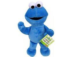 Cookie Monster Sesamstraat - Knuffel - 30 cm - Vanaf 1 jaar