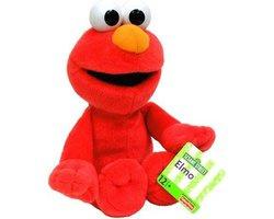 Elmo - Knuffel - Sesamstraat - 28 cm - Vanaf 1 jaar