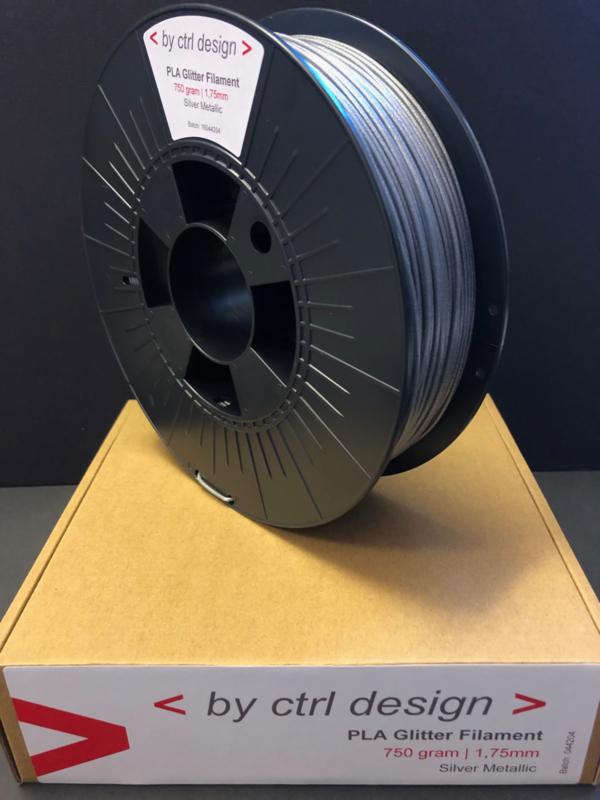 Silver Metallic 0,75 kg 1,75mm