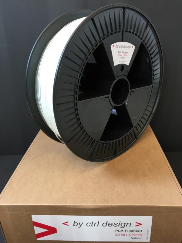 Naturel PLA Filament 1,75mm 2,3 kg