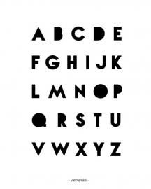 Kaart - alfabet