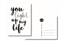 Kaart - You light up my life