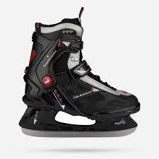 Nijdam schaatsen 3352 +3379 IJshockeyschaats - semi-softboot