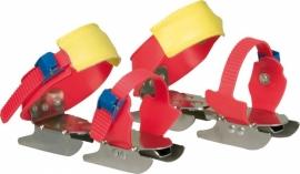 Nijdam 0122 Glij-ijzers Verstelbaar