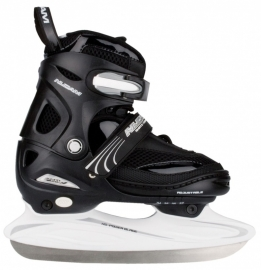 Nijdam 3150 IJshockeyschaats Verstelbaar - semi-softboot