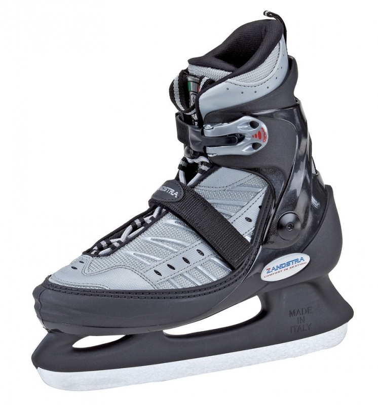 Zandstra 282 Quebec IJshockeyschaats - semi-softboot