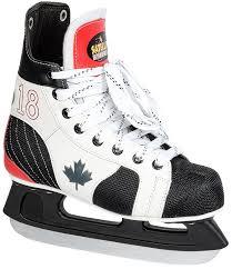 Satellite ice hockey schaatsen vaste maten