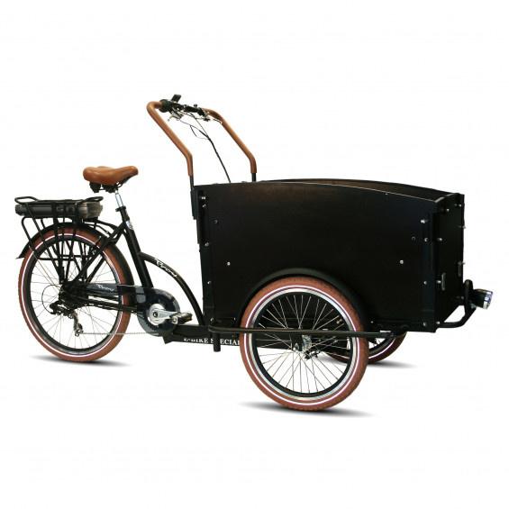 Voque/Troy E bike bakfiets
