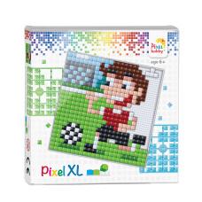 Pixel XL set voetballer