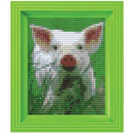 pixel mosaic set varkentje