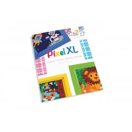 boekje pixel XL patronen 10x12 cm