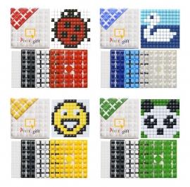 10 pixelhobby setjes assorti