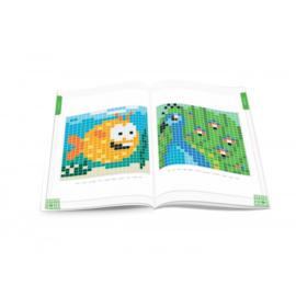 boekje pixel XL patronen 12x12 cm