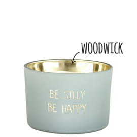 SOJAKAARS - BE SILLY BE HAPPY - GEUR: MINTY BAMBOO