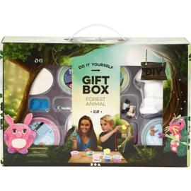 gift box Foam Clay