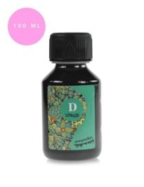 Wasparfum D met Green Tea en Jasmine geur