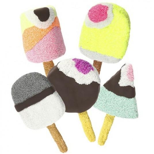 Lekkere ijsjes